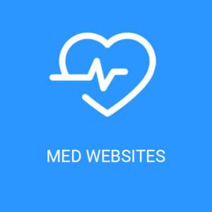Medicine websites